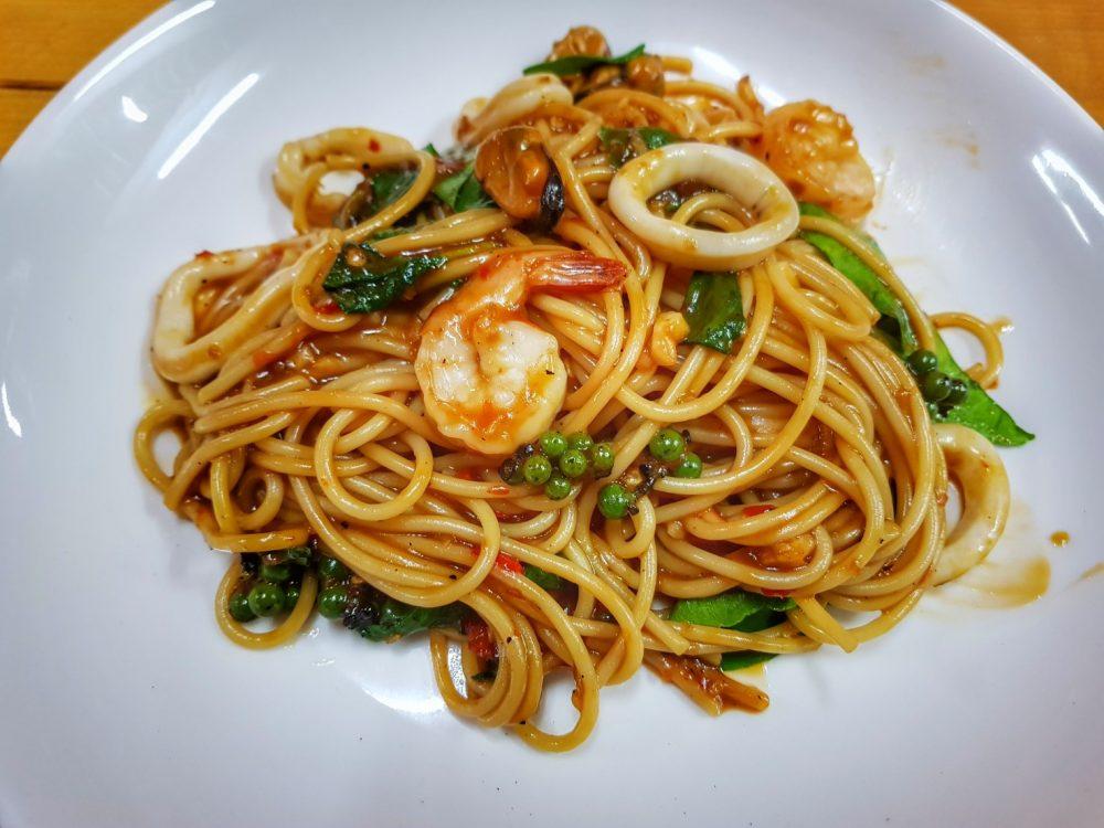 spaghetti-thai-style